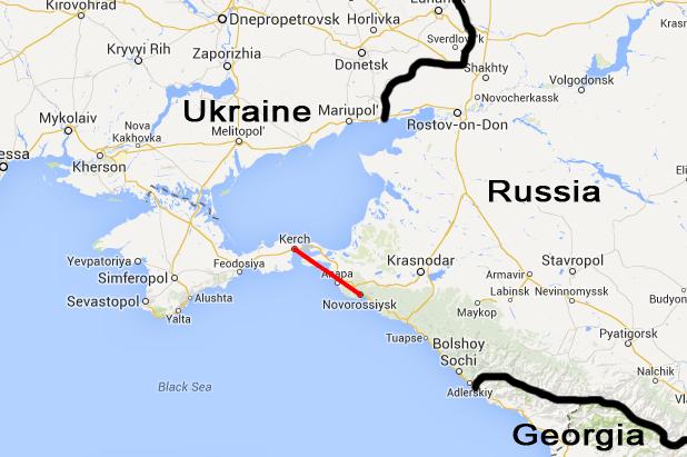 Ukraine / Russia / Georgia