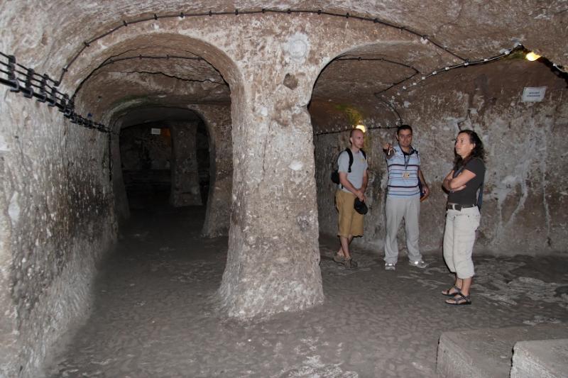 Maurice S Photos Travel Turkey Derinkuyu Underground City