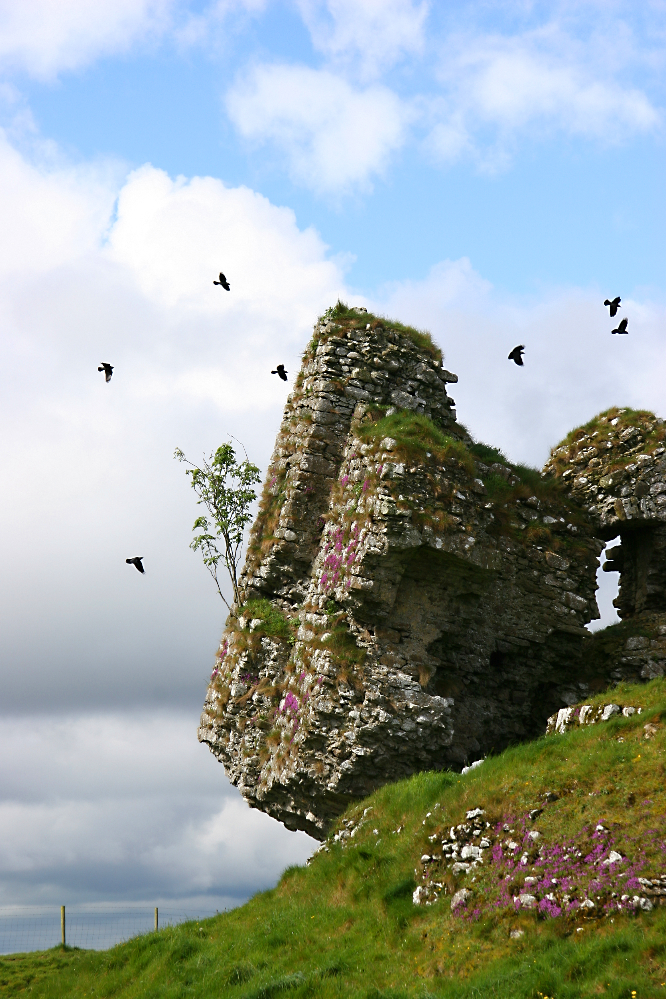 Ancient castle Ireland 1.jpg