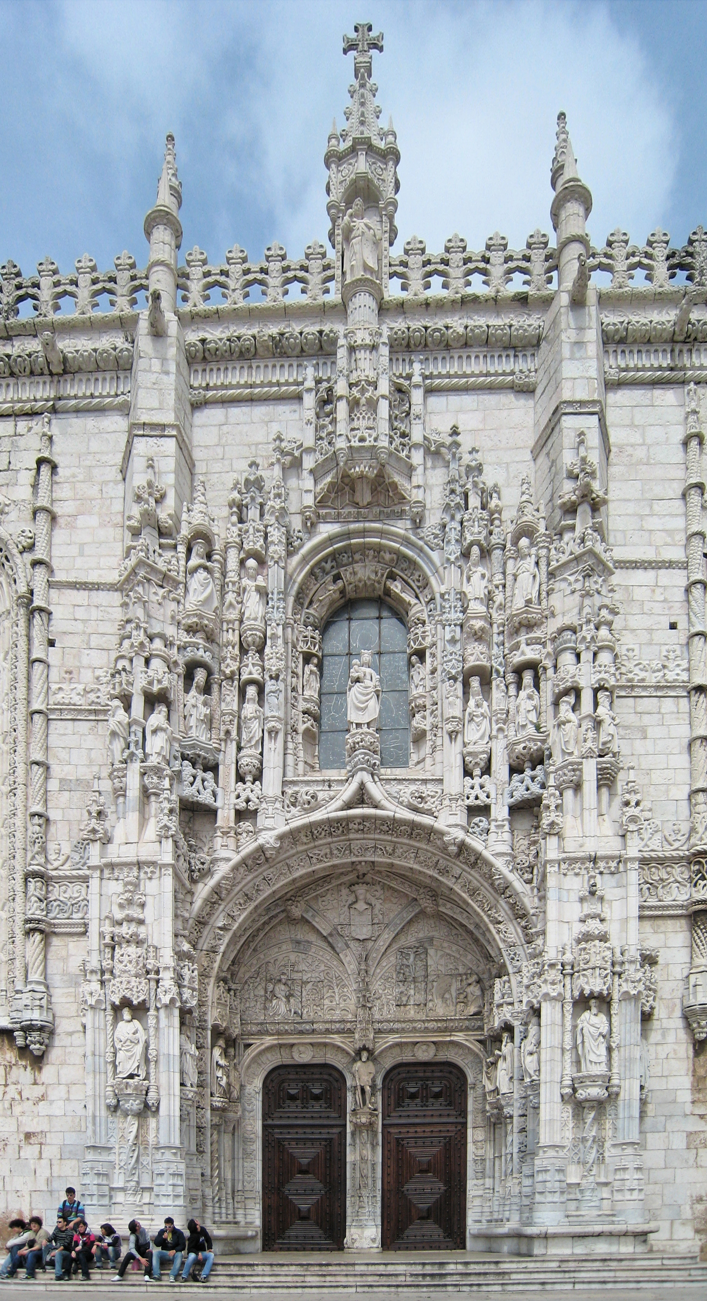 Monastery of the Order of St. Jerome, Lisbon Portugal 2.jpg